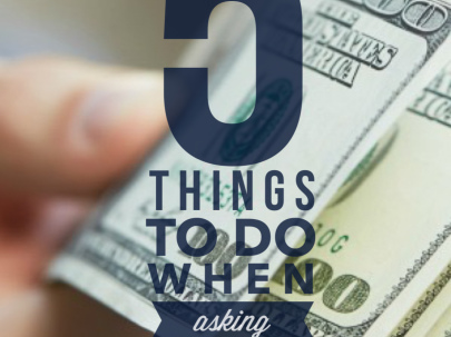 5 Things To Do When Asking For A Raise
