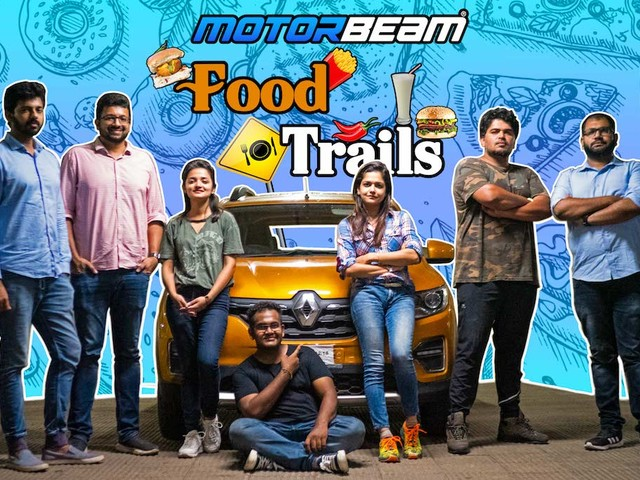 A Road Trip Full Of Food [Video]