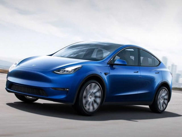 Tesla Model Y deliveries may start next month