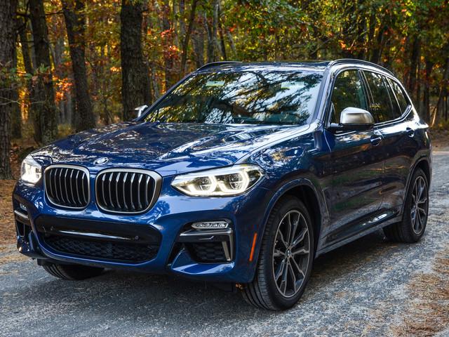 BMW X3 M40i vs Porsche Macan S — Car Advice Test