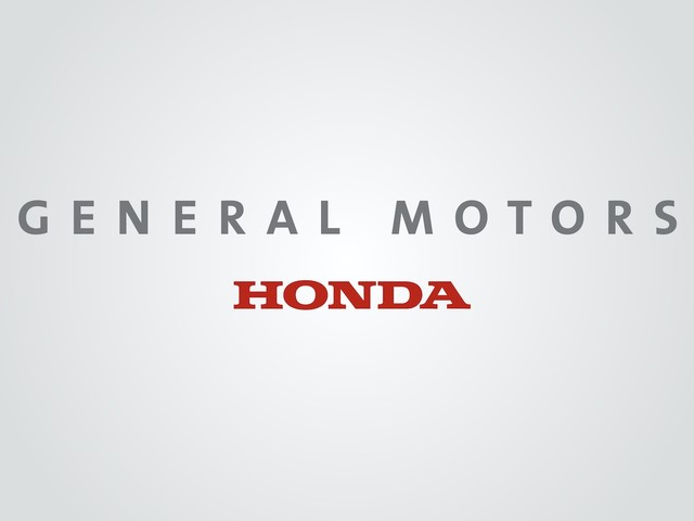 General Motors and Honda team up to share platforms and engines