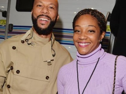 "Common Talks Enjoying Quarantine With His Boo Tiffany Haddish, ""I'm Grateful To Have Her In My Life"" [Video]"