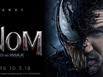 "Movie Review: Lazy, Stupid, Frenzied ""Venom"" Just Bites"