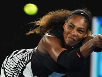Serena Williams alleen in dubbel tegen Nederland in Fed Cup