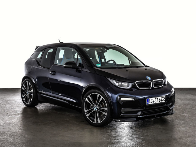 BMW i3S by AC Schnitzer is a proper electric hot-hatch