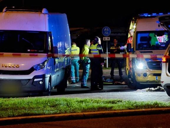 Automobilist in kritieke toestand na aanrijding in Roosendaal, zou eerder zwaar mishandeld zijn
