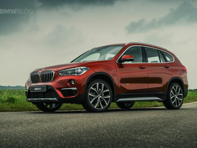 BMW recalls 106,000 X1 crossovers