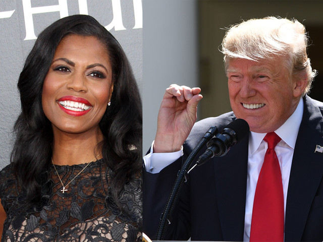 Was Omarosa Giving Cheetoh-In-Chief Trump That White House Mouf?