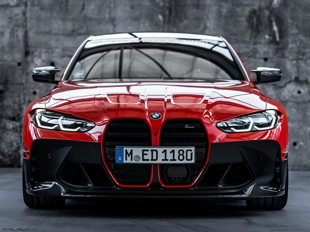 2021 BMW M3 with M Performance Parts: A New Photo Gallery