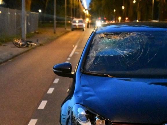 Fietser zwaargewond bij ongeluk in Enschede