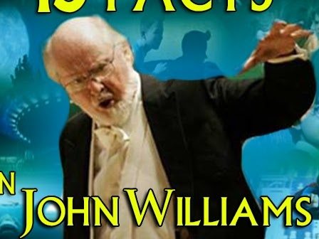 Happy Birthday John Williams. Here's 15 Facts On The Iconic Composer