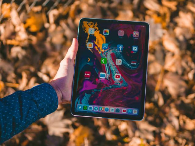 'Eerste iPad Pro met mini-led-scherm komt begin 2021 uit'
