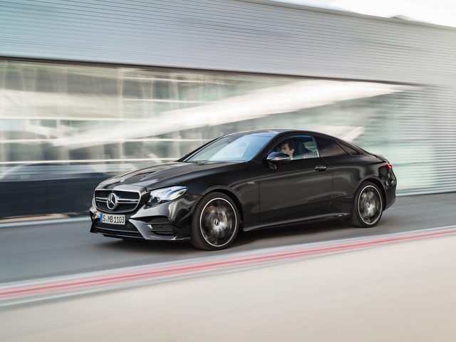 2019 Mercedes-AMG E53 Coupe and Cabriolet: 429 Horses, Straight-Six Engine – Official Photos and Info