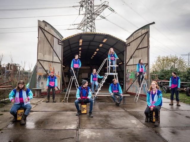 Geen carnaval, geen optocht: het verdriet van de praalwagenbouwers van Prinsenbeek