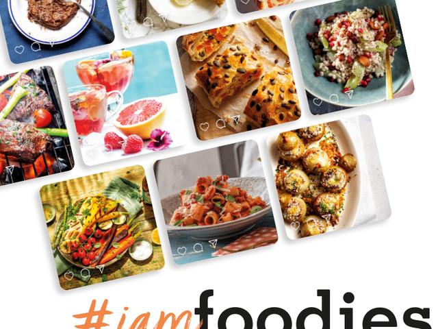 #Iamfoodies: dit kookten jullie in november uit het magazine