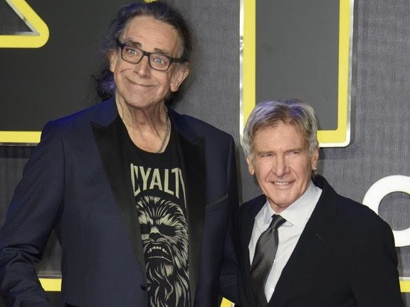 George Lucas and others pay tribute to Peter Mayhew