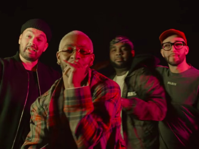 "L.A. Leakers Feat. Eric Bellinger, Wale & AD ""Facetime"" Video"