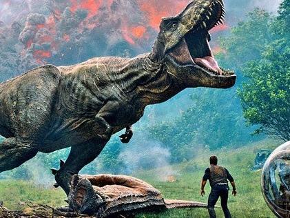 Jurassic World: Fallen Kingdom Trailer Finally Released.