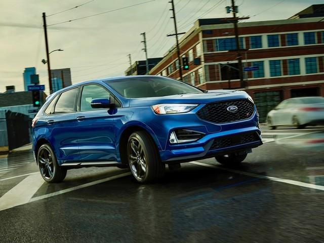 2019 Ford Edge ST Review: A bit more fun