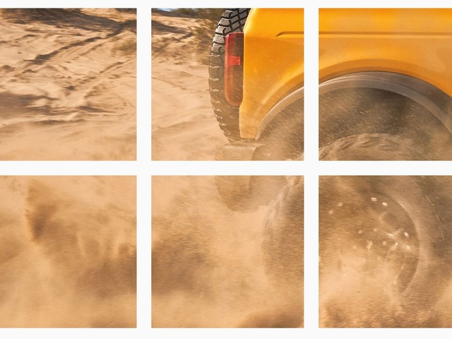 2021 Ford Bronco gets more teasers