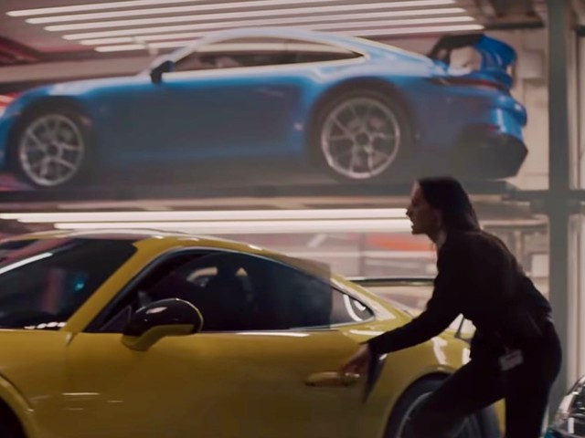New Porsche 911 GT3 previewed in Super Bowl ad