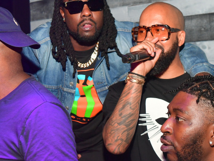 "Seen On The Scene: Wale, IDK, Da Great Ape & More At ""Warner Nights"" BET Hip Hop Awards Edition In Atlanta"