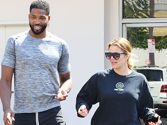 Khloe Kardashian Sends Mixed Messages About Her Relationship With Tristan Thompson