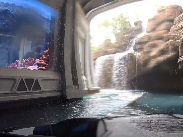 Watch: POV Video Of The New Jurassic World Ride
