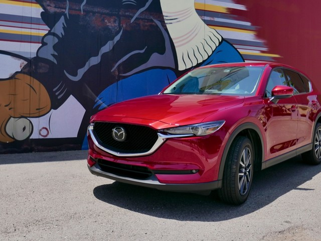 2018 Mazda CX-5 Review: Fun to drive comes standard