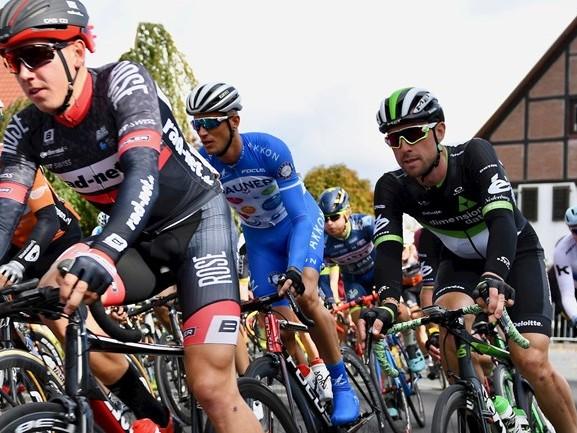 Enschede steekt tienduizenden euro's in komst Duitse wielerwedstrijd Munsterland Giro