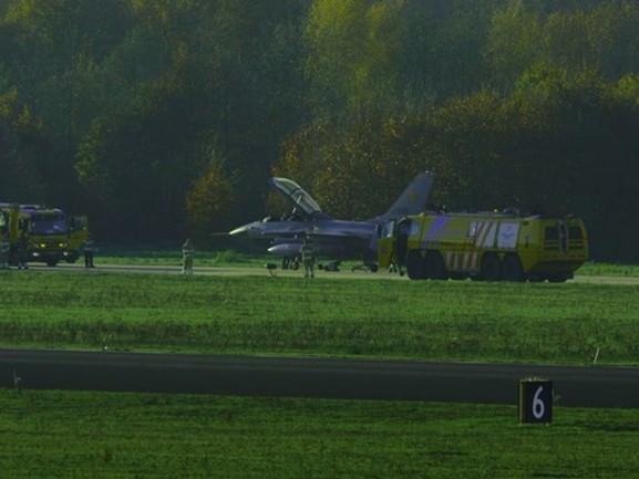 Wat is toch die herrie? Groep van tien F-16's maakt hele week lawaai boven Eindhoven