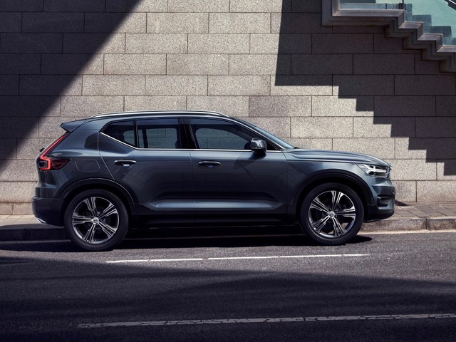 Volvo XC50 Coupe SUV may arrive after 2020