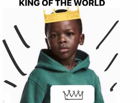 Coolest King In The World: Black People Turn Deplorable H&M Ad Into Beautiful Art