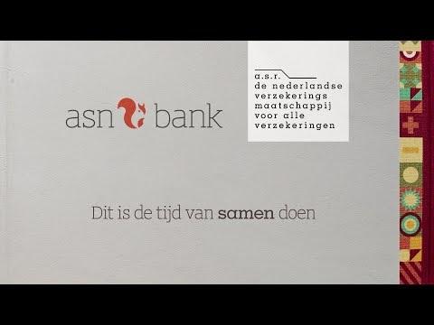 ASN Bank en a.s.r gaan schadeverzekeringsmarkt verder verduurzamen