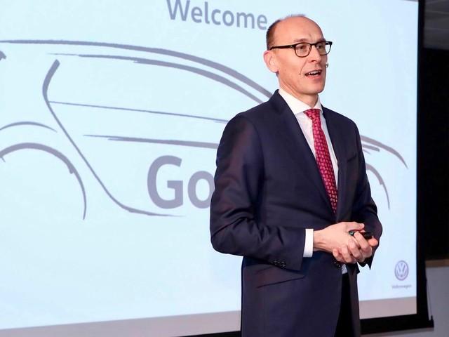 Next-gen VW Golf production kicks off in June 2019