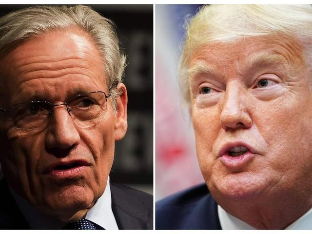 Als je Bob Woodwards boek over Trump uit hebt, vrees je het ergste voor Amerika
