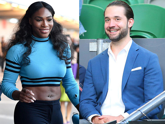 Got It From her Mama: Serena's Sweet Baby Girl Alexis Olympia Is A Sporty Shorty Already