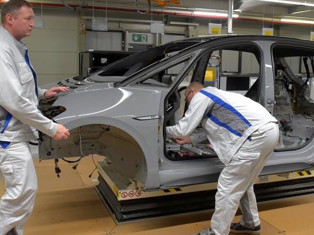 Duitse industrie krijgt grootste klap in bijna tien jaar tijd