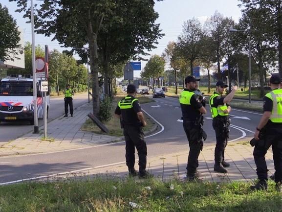 Supportersgroepen uit Nederland, Duitsland en België wilden vechten Enschede