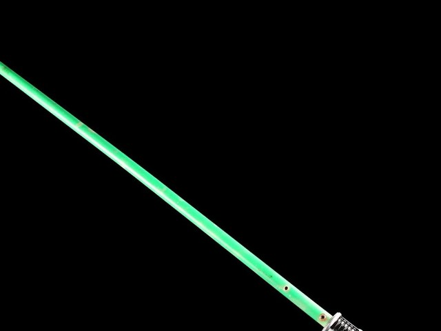 STAR WARS LIGHTSABERS UP FOR AUCTION FROM THE MAN WHO TRAINED THE JEDI TO FIGHT