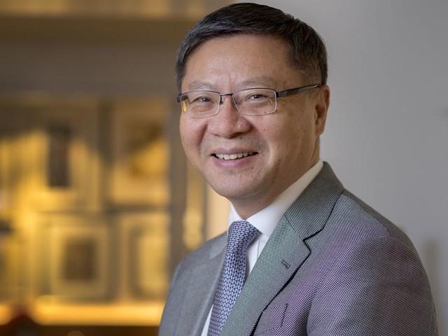 'China moet een sterkere stem hebben in de wereld'