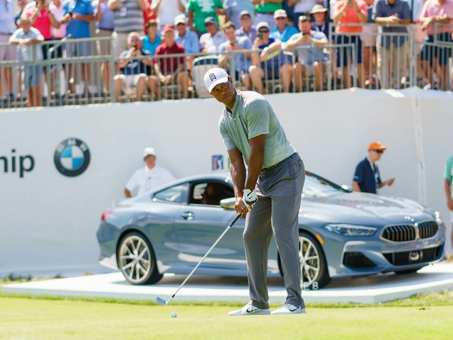 BMW extends title partnership with the PGA TOUR playoff tournament