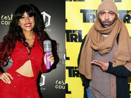 Joe Budden's Bae Cyn Santana Is Getting Hookah SMOKED For Suggesting Black Guys Treat Latinas Better Than Black Women