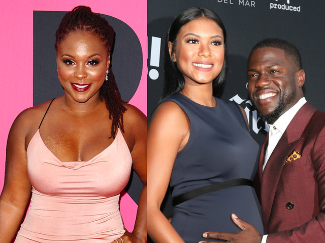 Torrei Hart's $70K Benz Vandalized, Instagram Deleted In The Midst Of Kevin Hart Cheating Scandal