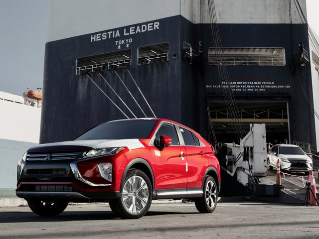 2018 Mitsubishi Eclipse Cross arrives in the US