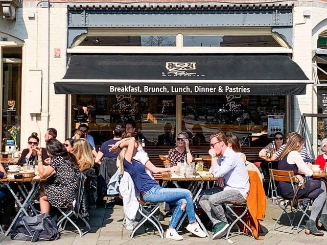 Belgische aandeelhouders Le Pain Quotidien kopen Fransen uit