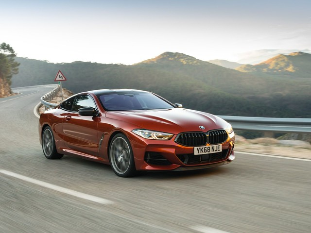 This week The Grand Tour takes a BMW M850i on… a grand tour