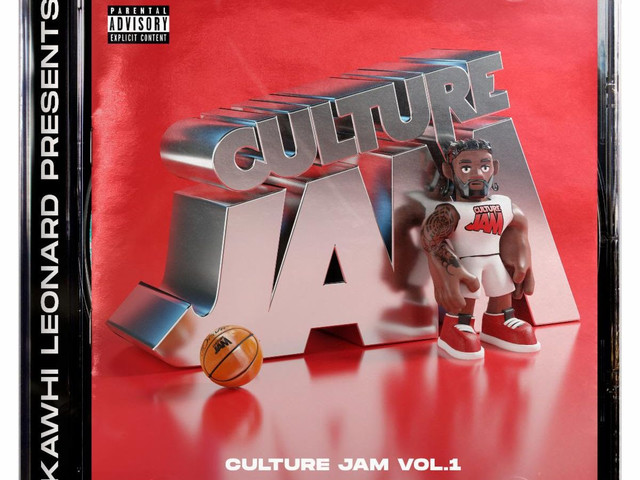 Kawhi Leonard Shares Guest-Heavy 'Culture Jam Vol. 1' Project