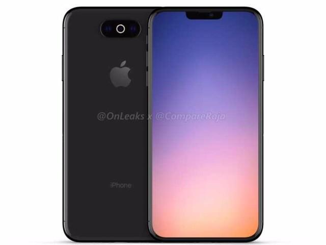 'iPhone 2019 krijgt verbeterde selfiecamera, 10MP- en 14MP-lenzen op de achterkant'