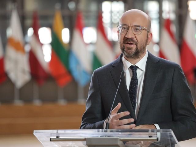 Charles Michel last speciale EU-Top in op 24 en 25 september